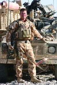 Steve Gaskell Army