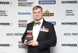 Steve Gaskell award
