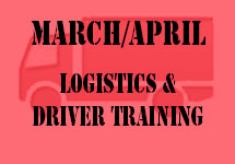 Logistics & Driver training