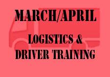 Logistics & Driver training